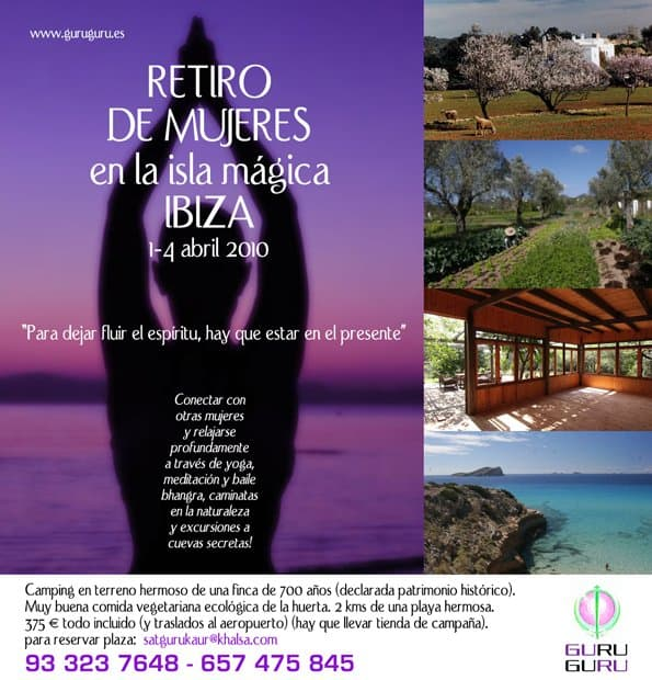 Retiro Ibiza