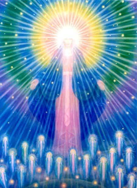 Madre Maria 010 Oración de la Madre Divina