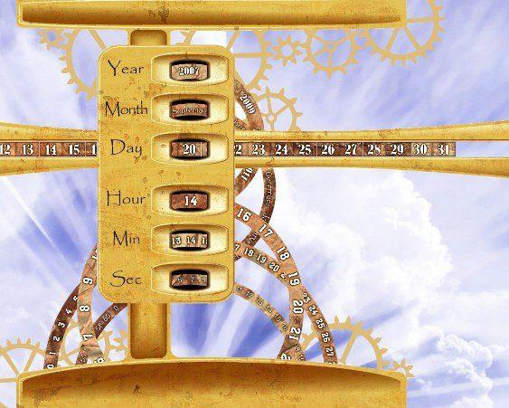 Reloj del Cielo