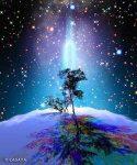 Luz-universo