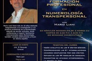 CARACAS: Numerología Transpersonal – CURSO de Formación Profesional – Semanal – MARTES – NUEVA FECHA: inicia 29 JUNIO 2010