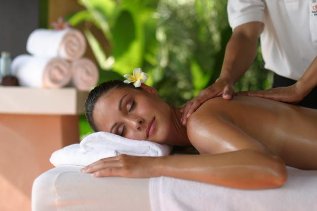 Sanación masaje