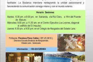 """Biodanza """"La Danza de La Vida"""" en Barquisimeto Venezuela"""