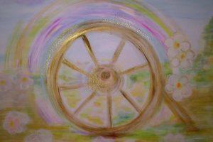 Recobra el Equilibrio a través de mis Pinturas canalizadas