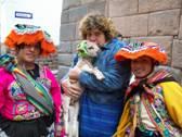 Ivette Carrion en Cusco1