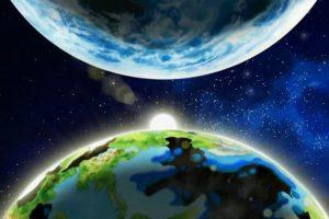 SaLuSa  Ustedes se encuentran virtualmente viviendo en dos mundos al mismo tiempo