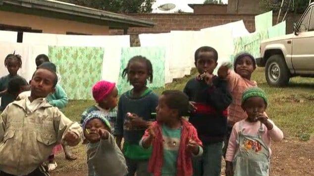 Niños ETIOPIA