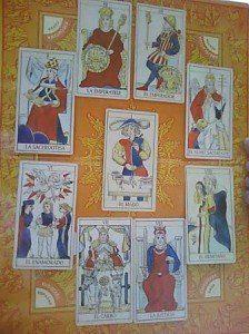 Tarot1 224x300 Juegos espirituales: de la iniciación a la adivinación.