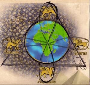 Oración de Protección de la Madre Tierra, el Poder Unificado de una Cadena de Co-creación 1