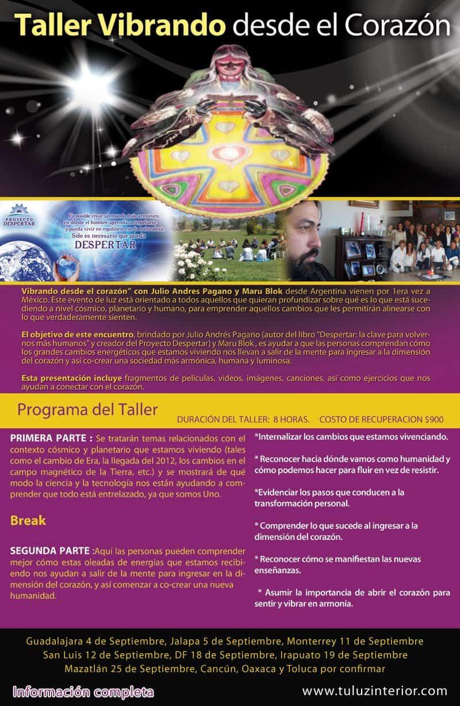 Flyer Mexico
