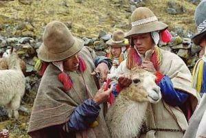 Indigenas Peru Profundo