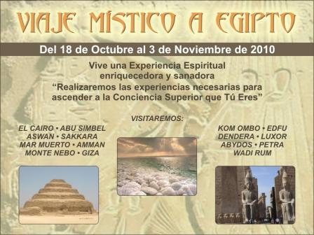 Viaje Egipto