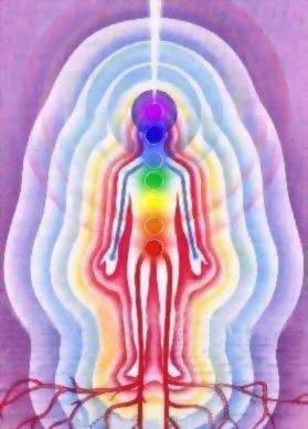 Cuerpos de Luz chakras aura tierra