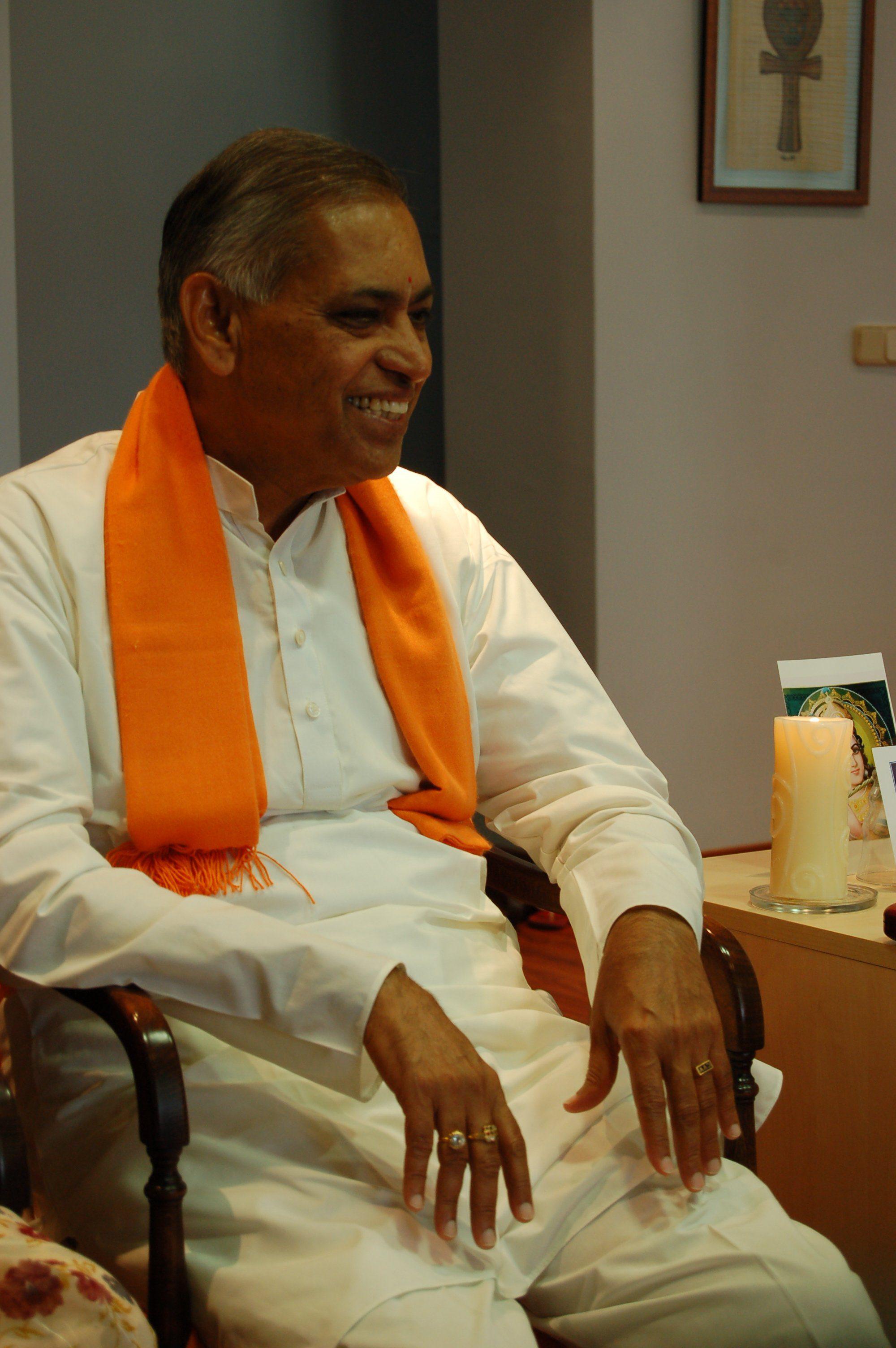 Dr Parvathi Kumar La importancia de la Meditación GAYATRI, por Parvathi Kumar