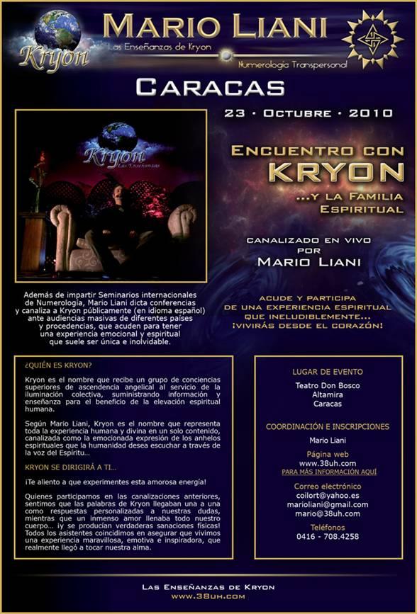 Encuentro Kryon