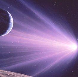 P- Radiacion Cosmica