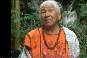 Visita de la Abuela Margarita a Venezuela