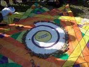 Circular 45 Mandala 2