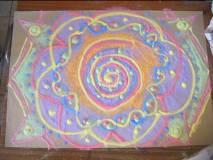 Circular 45 Mandala 3