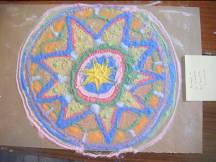 Circular 45 Mandala 4