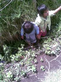 Escuela Inka Samana2 - Ecuador
