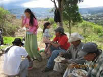 Escuela Inka Samana4 - Ecuador
