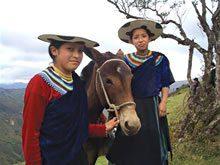 Escuela Inka Samana5 - Ecuador