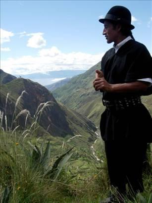 Escuela Inka Samana9 - Ecuador