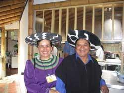 Jose y Maria Gabriela