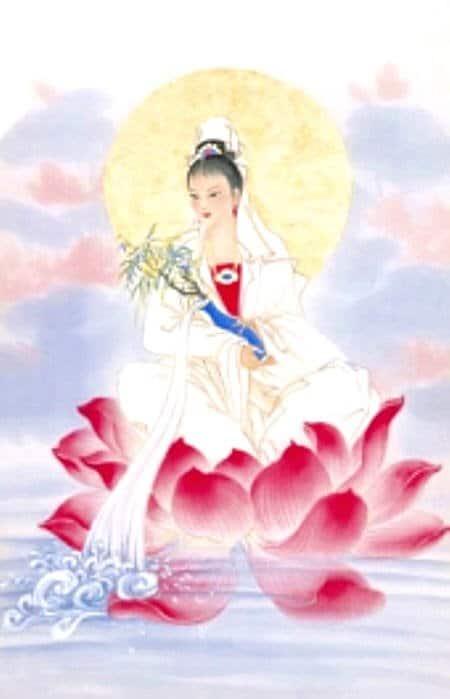 Kwan Yin 001 Los Diez Principios de la Felicidad por la Maestra Kwan Yin