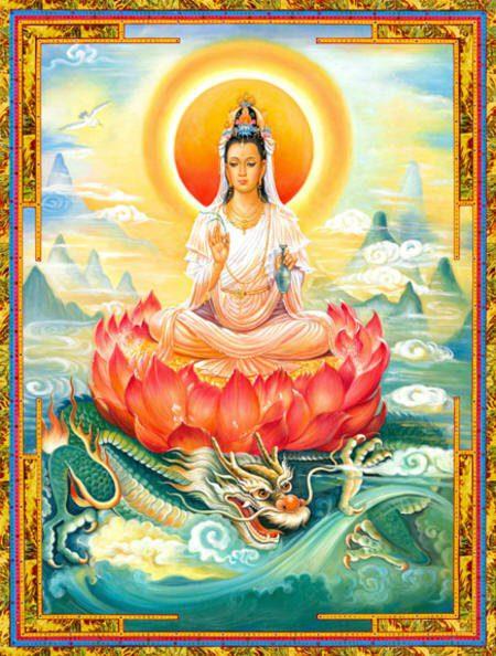 Kwan Yin 015 Iniciación y Maestría en Magnified Healing(R) en San Martin de Los Andes