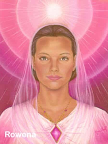 La unión desde el sol Central a nuestro chacra del corazón. Lady Rowena Canalizado por Elsa Farrus 1