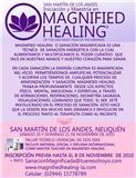 Magnified Healing1 Iniciación y Maestría en Magnified Healing(R) en San Martin de Los Andes