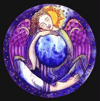 Planeta Cosmos Angel