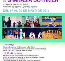 """Evento Internacional:""""El Concepto Antroposófico Manifestado en el Movimiento Físico"""" .Mayo 2011 – Argentina"""
