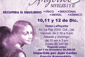 Curso de Reiki Angélico Niveles 1 y 2  en México