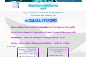 KAI y Codigos de LUZ Quantum Holoforms en Xalapa Veracruz, Mexico