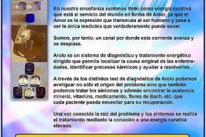 """Aprendiendo Técnicas Sufís- 19 de Noviembre  & Reiki """"Atlantis Arolo Tifar""""- 26 de Noviembre en Becerril de la Sierra  (Madrid)"""