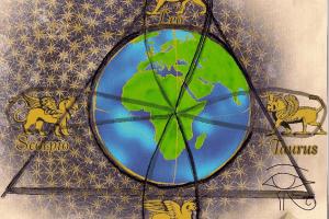 """""""2011: Punto Medio de la Tríada Trinitaria"""", por el Arcángel Metatrón canalizado por James Tyberonn"""