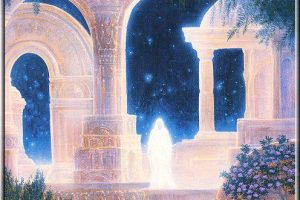 Desde el templo de Ónix