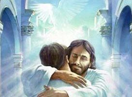 Limpia el espejo donde te reflejas, mensaje del Maestro Jesús.