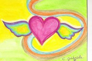 """Ales de Colors : Taller de Pintura Intuitiva   """"Atrae a tu Vida todas las Bendiciones del Cielo, a través de la Pintura"""""""