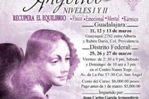 Curso de Reiki Angelico Niveles 1 y 2  en Guadalajara- México  11, 12 y 13 de Marzo 2011