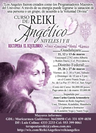 Reiki Angelico DF GDL