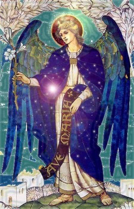 Arcangel Gabriel 025