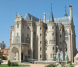 250 Px Palacio Episcopal De Astorga