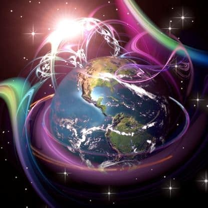 Energia Rejilla Planetaria - GAIA