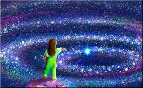 niño de las estrellas - niña