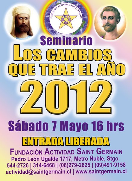 FASG- Seminario Cambios 2012- AFICHE