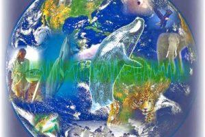 Gaia en Transformacion Lumínica.Vamos hacia un Nuevo Sol. Anikha.